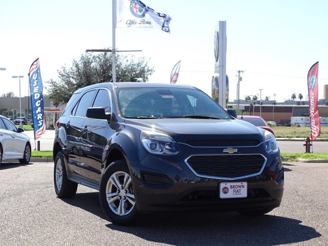 Pre-Owned 2016 Chevrolet Equinox FWD 4dr L