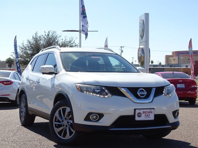 Pre-Owned 2015 Nissan Rogue FWD 4dr SL