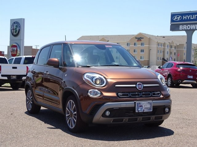 New 2018 FIAT 500L Trekking Hatch