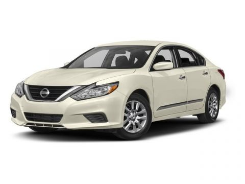 PRE-OWNED 2017 NISSAN ALTIMA 2.5 S SEDAN FRONT WHEEL DRIVE 4DR CAR