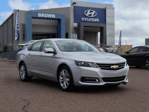 PRE-OWNED 2018 CHEVROLET IMPALA 4DR SDN LT W/1LT FRONT WHEEL DRIVE 4DR CAR