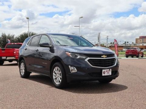 PRE-OWNED 2018 CHEVROLET EQUINOX FWD 4DR LT W/1LT FRONT WHEEL DRIVE SPORT UTILITY