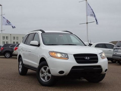 PRE-OWNED 2008 HYUNDAI SANTA FE FWD 4DR AUTO GLS FRONT WHEEL DRIVE SUV