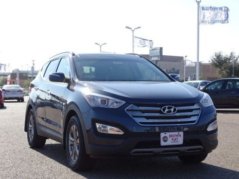 PRE-OWNED 2014 HYUNDAI SANTA FE SPORT FWD 4DR 2.4 FRONT WHEEL DRIVE SUV